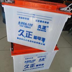 临汾三轮车水电池哪个牌子好,久正电源图片