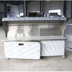 无烟烧烤车厂家_龙祥食品机械_三明无烟烧烤车图片