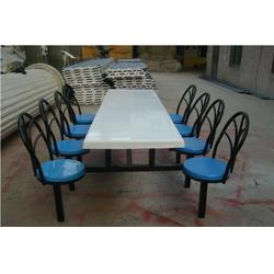 艺东塑料(图)_工厂食堂餐桌椅_食堂餐桌图片