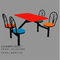 艺东塑料五金加工厂(图) 快餐店餐桌 深圳餐桌图片
