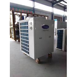 空气源热泵效果-北京艾富莱德州项目部-晋中空气源热泵
