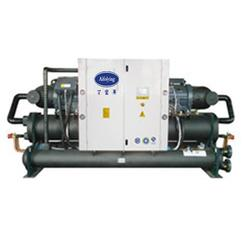 北京艾富莱德州项目部 水源热泵空调系统-水源热泵