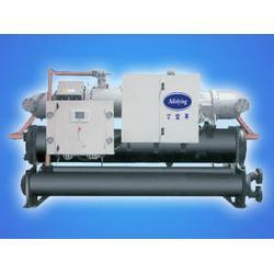 安阳水源热泵、北京艾富莱德州项目部、水源热泵三联供安装图片