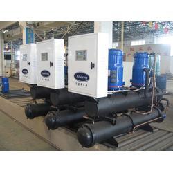 北京艾富萊德州項目部(圖)、戶式水源熱泵機組、水源熱泵圖片