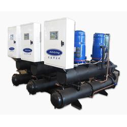 水源热泵空调工作原理、水源热泵空调、北京艾富莱德州项目部图片