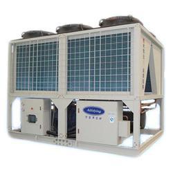 超低温空气源热泵原理_空气源_北京艾富莱德州项目部(查看)图片