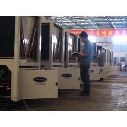 北京艾富莱德州项目部-空气源热泵-3p商用空气源热泵图片