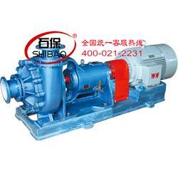 耐腐耐磨砂浆泵、100UHB-ZK-120-20、泵图片