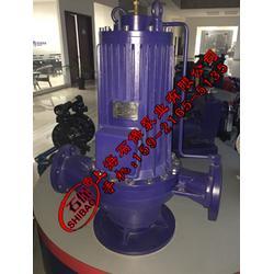 屏蔽管道泵(图) PBG100-125屏蔽泵 屏蔽泵图片