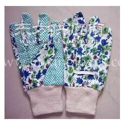 熱銷花園點珠手套圖片