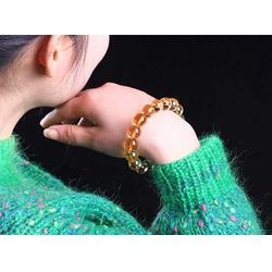 黄水晶的含义-黄水晶手链-黄水晶图片