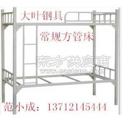 加厚双层铁床员工铁架床厂家报价图片