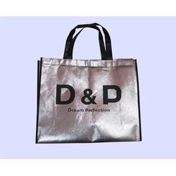 德佳塑料包装厂家(图)、服装无纺布购物袋、南京无纺布购物袋图片