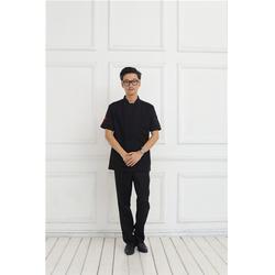 酒店制服哪家好-雅泉纺织品(在线咨询)韶关市酒店制服图片