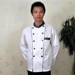 雅泉纺织品 批量供应厨师服-厨师服图片