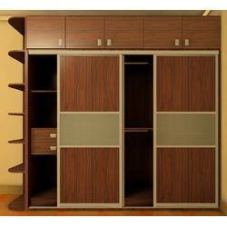 江苏整体衣柜加盟 沂盛家具厂家E(已认证) 整体衣柜图片
