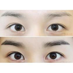 韩式定妆眉、鑫赢国际、韩式定妆眉图片