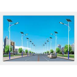 一体化太阳能庭院灯,梅庄镇太阳能庭院灯,风光互补路灯欧可光电图片