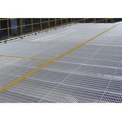 旭诺金属丝网(图),钢格板吊顶,钢格板图片