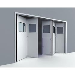 折叠门、长治折叠门、鑫旭日升安防(优质商家)图片