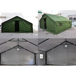 哪里卖施工帐篷、丰台区施工帐篷、恒帆建业(查看)图片