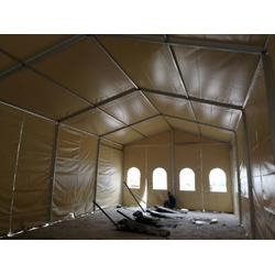 优质会展篷房-恒帆建业-怀柔区会展篷房图片