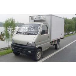 长安2.45米冷藏运输车图片