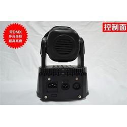 南京10W四色摇头灯,苏荷灯光,10W四色摇头灯图片