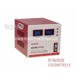 纯铜TND-3000VA单相交流稳压器电视电脑图片