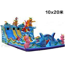 天津市充气城堡新款、充气城堡新款、【帝龙游乐】图片