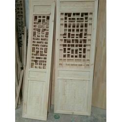 郑州仿古门窗、【翔云木雕】、郑州木制仿古门窗图片
