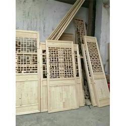 晋城木制仿古门窗-仿古门窗(翔云木雕)图片