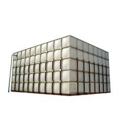 玻璃钢水箱 61T_新博科技(在线咨询)_静海县玻璃钢水箱图片
