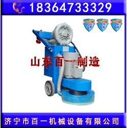 专业一人操作的环氧施工无尘打磨机380B图片