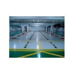 停车场安全设施设计与施工图片
