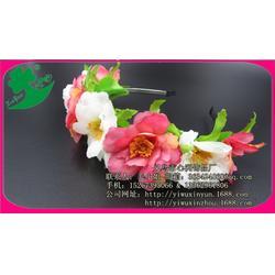 宁夏新娘花环、心洲饰品外观精美 、新娘花环图片
