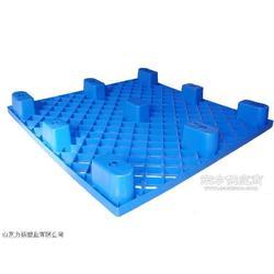 九脚网格塑料托盘LY-1111图片