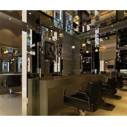 白石洲美容院装修 深圳美容院装修公司 美容院装修效果图图片