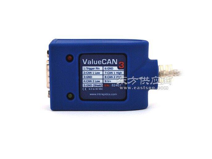 ValueCAN3 DW 2通道USB转CAN总线接口