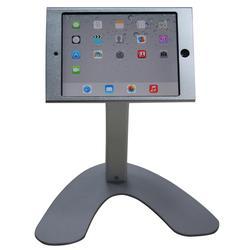 平板商用支架iPad air_平板商用支架_广州标扬图片