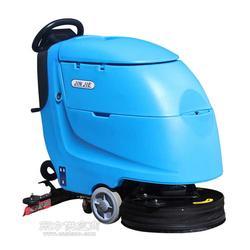 手推式洗地机 小型手推式洗地机图片