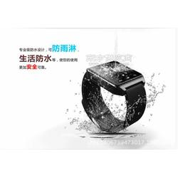 新款蓝牙智能手表K1防水来电接听免提智能手表图片