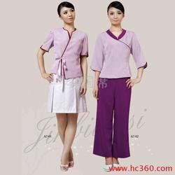 美容服、雅姿莱北京服装公司、定做美容服图片