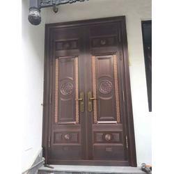 新余仿銅門-304不銹鋼仿銅門-福樂全銅門(優質商家)圖片
