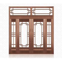 福乐全仿铜门,别墅铜门生产厂家,上饶铜门生产图片