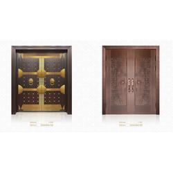 铜门的、福乐全庭院铜门、南昌铜门图片