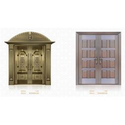 铜门制作厂家-吉安铜门制作-福乐全铜门图片