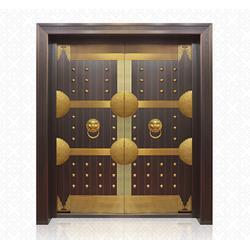 福乐全铜门厂安装 制作铜门厂家-宜春铜门厂图片
