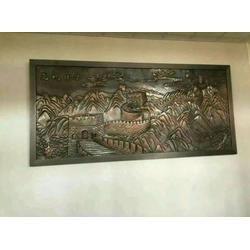 别墅铜门制作-进贤县铜门-福乐全铜门市场大图片