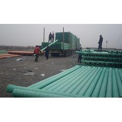 玻璃钢电力管厂家_玻璃钢电力管_永塑塑胶图片